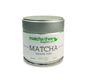 MatchaTheeKopen.nl-Organic A Grade Matcha thee poeder-30gram