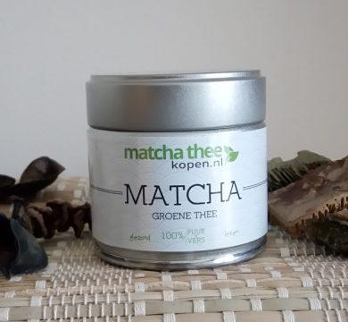 matcha 30gram-matchatheekopen.nl