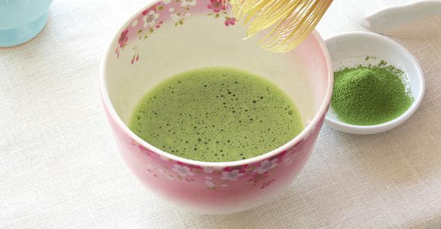 Hoe maak ik Matcha groene thee stap 4