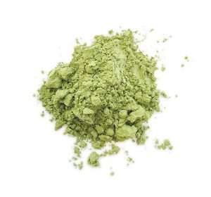 Matcha groene thee poeder productfoto 2