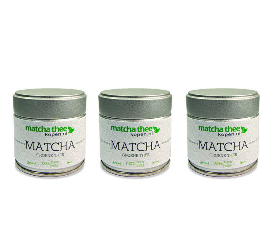 Matcha thee poeder 90gram